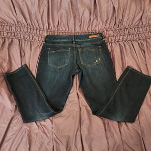 Express Jeans size 8S short stella low rise